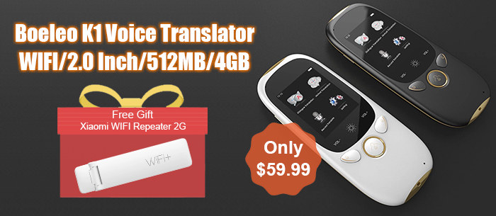 Boeleo K1 Voice Translator