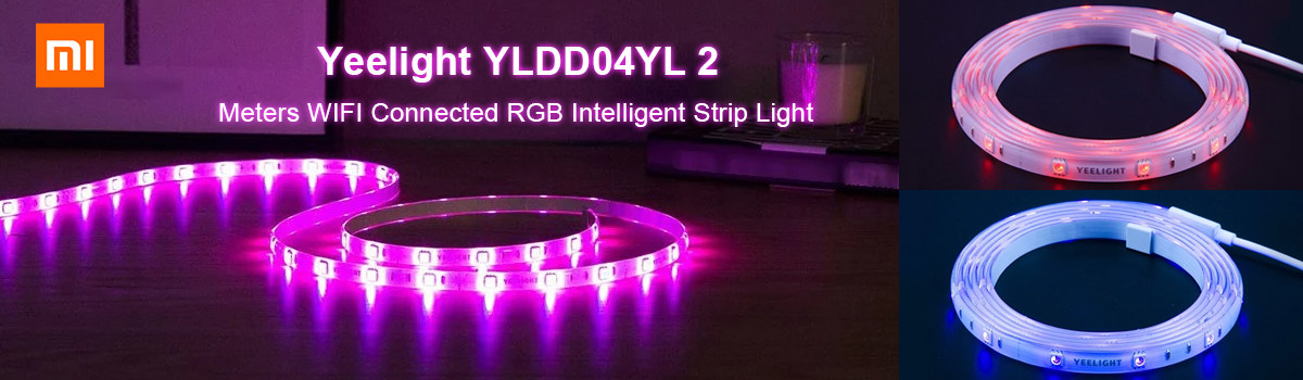 RGB Intelligent Strip Light