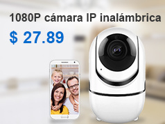 1080P Wireless IP Camera