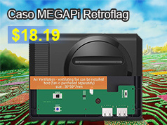 Retroflag MEGAPi Case