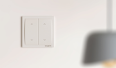 Koogeek 2 Gang Wi-Fi Smart Light Dimmer Wall Switch