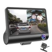 Video registratore di guida della macchina fotografica dell'automobile DVR dell'obiettivo di 4 pollici 1080P con visione notturna