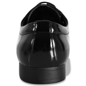 احذية توكسيدو اسود ربطة عنق اسود مقاس 41