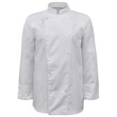 Chef jacket 2 pcs. Longsleeve size M white