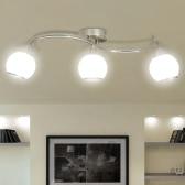 Потолочный светильник Потолочный светильник светильник лампа 3x E14