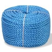 Corde polypropylène 10 mm 100 m Bleu