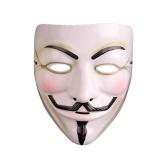 Maschera per gli ospiti di masquerade in maschera di Natale