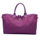 المرأة النايلون حقيبة يد حقيبة كروسبودي الكتف أكسفورد سعة كبيرة للماء دائم حقيبة سفر كبيرة