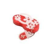 Mignon Flip Flops Chaussures USB Flash Drive 32 Go 16 Go 8 Go 4 Go 2 Go 1 Go