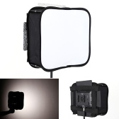 SB600折りたたみ式スタンドソフトボックスディフューザーYONGNUO YN600 YN600L II YN600S YN600RGB YN600AIR YN900 LEDビデオライトパネルと同様のサイズ