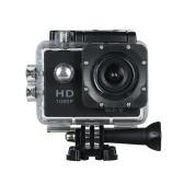"""720p wifi sport caméra d'action 12 m 2.0 """"écran 170 degrés caméras vidéo grand angle étanche 30m extérieure mini caméscope voiture DVR (caméra + boîtier étanche)"""