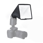 Portable Softbox pieghevole traslucido per fotocamere DSLR Flash Speedlite Softbox Diffusore 20 * 30/15 * 17 Centimeter Portable Studio