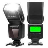 ユニバーサルDSLRカメラアクセサリーフラッシュライトスピードライトプロフェッショナルフォト写真ホットシューズ