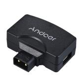 Andoer D-Tap на 5V USB разъем адаптера для V-Mount камеры видеокамеры Аккумулятор для BMCC для iPhone 7/6 / 6plus для Samsung Huawei Ios Android Smartphone Monitor