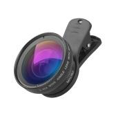 Kit de lentes para teléfono APEXEL APL-0.45WM