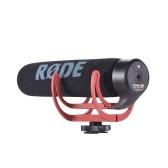 Micrófono direccional supercardioide RODE VideoMic Go