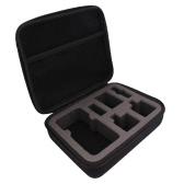 Andoer Portable medidas de protección a prueba de choques cámara bolsa caso bolsa de almacenamiento GoPro Hero4 sesión y accesorios
