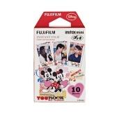 Fujifilm Instaxミニカメラインスタントフィルムフォトペーパー
