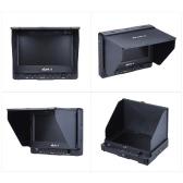 Viltrox DC-70EX 4K Porfessional Portable 7 pulgadas HD Clip-en la cámara Video LCD Monitor