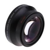 67mm numérique haute définition 0,43 × SuPer grand-angle avec optique Japon Macro pour Canon Rebel T5i T4i T3i 18-135 mm 17-85 mm et Nikon 18-105 70-300VR