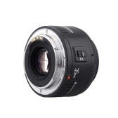 Second Hand Yongnuo YN35mm F2 Lens 1:2 AF / MF Wide-Angle Fixed/Prime Auto Focus Lens for Canon EF Mount EOS Camera