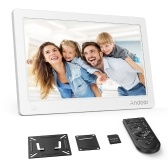 Andoer 15.6 Inch Digital Photo Picture Frame