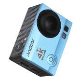Andoer V3 Q3H-R 4K 30fps caméra 16MP WiFi Action Sports