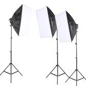 Attrezzature fotografiche di tenda di illuminazione dello studio di fotographia di Andoer