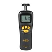 الذكية الاستشعار sms يده الاتصال lcd الرقمية مقياس سرعة الدوران تاش متر قياس واسعة ران 0.5 ~ 19999 rpm