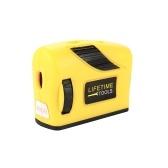 Outil de mesure manuelle du niveau laser infrarouge 4-en-1 sans trépied