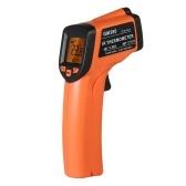 GM380 Ручной бесконтактный инфракрасный инфракрасный термометр Цифровой температурный тестер