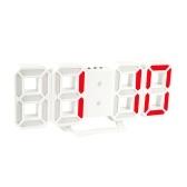Цифровые часы 3D LED с ночным режимом Настройка яркости