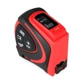 Telemetro laser portatile con telemetro digitale 2 in 1