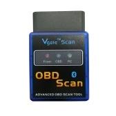 Mini herramienta de diagnóstico OBD BT Engine Diagnóstico de fallas del instrumento