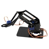 Bras robotique bricolage bras mécanique robotique Set acrylique + vis pack + Servos + carte mère
