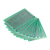 10PCS двухсторонняя спрей-олово Prototype PCB Board Универсальная панель для макета 4 * 6 см
