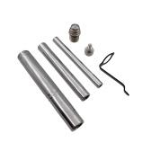 Мини-портативный алюминиевый сплав Pen-shaped Self-Defensive Cool Stick