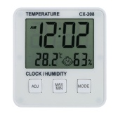 LCD Digital Indoor Thermometer Hygrometer