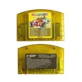Cartes de jeu 18 en 1 édition NDA pour Nintendo N64