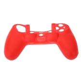 Capa protetora de Silicone suave pele aperto para PS4 controlador de borracha caso