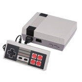 HD Consoles de jeu classiques rétro HD Système de jeu vidéo à domicile Double Gamepad intégré 621 Différents jeux classiques