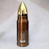 Thermos in acciaio inossidabile a forma di proiettile