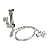 9 / 16inch bidé higiênico pulverizador conjunto handheld bidet pulverizador kit-banheiro chuveiro para auto limpeza