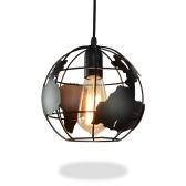 Plafonnier Creative Nordic Modern Indoor Simple en fer