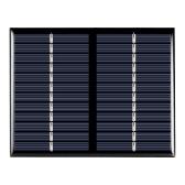 Cellule solaire de panneau solaire de silicium polycristallin de 1.5W 12V pour le chargeur de puissance de bricolage 115 * 90mm
