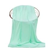 Asciugamano da spiaggia assorbente del bagno di Microfiber di 700 * 1400mm