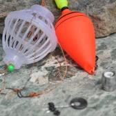 Silver Carp pêche flotteur Bobber Sea Monster avec forte Explosion Six hameçons pêche ensemble