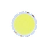 Rotondo COB Chip LED Super brillante lampada lampadina di 10W bianco DC32-34V