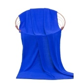 Serviette de bain en microfibre absorbante 700 * 1400mm
