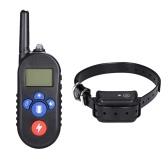 Collare di addestramento del cane anti-cortocircuito impermeabile elettrico ricaricabile a distanza H556